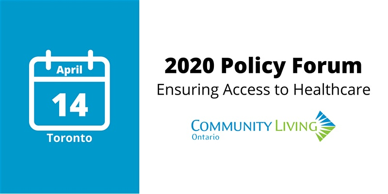 Community Living Annual Policy Forum